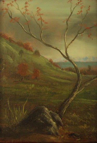 5×7 Oil on Canvas
