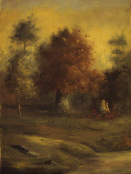 18×24 Oil on Canvas