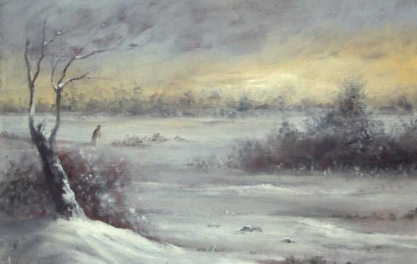11×14 Oil on Canvas